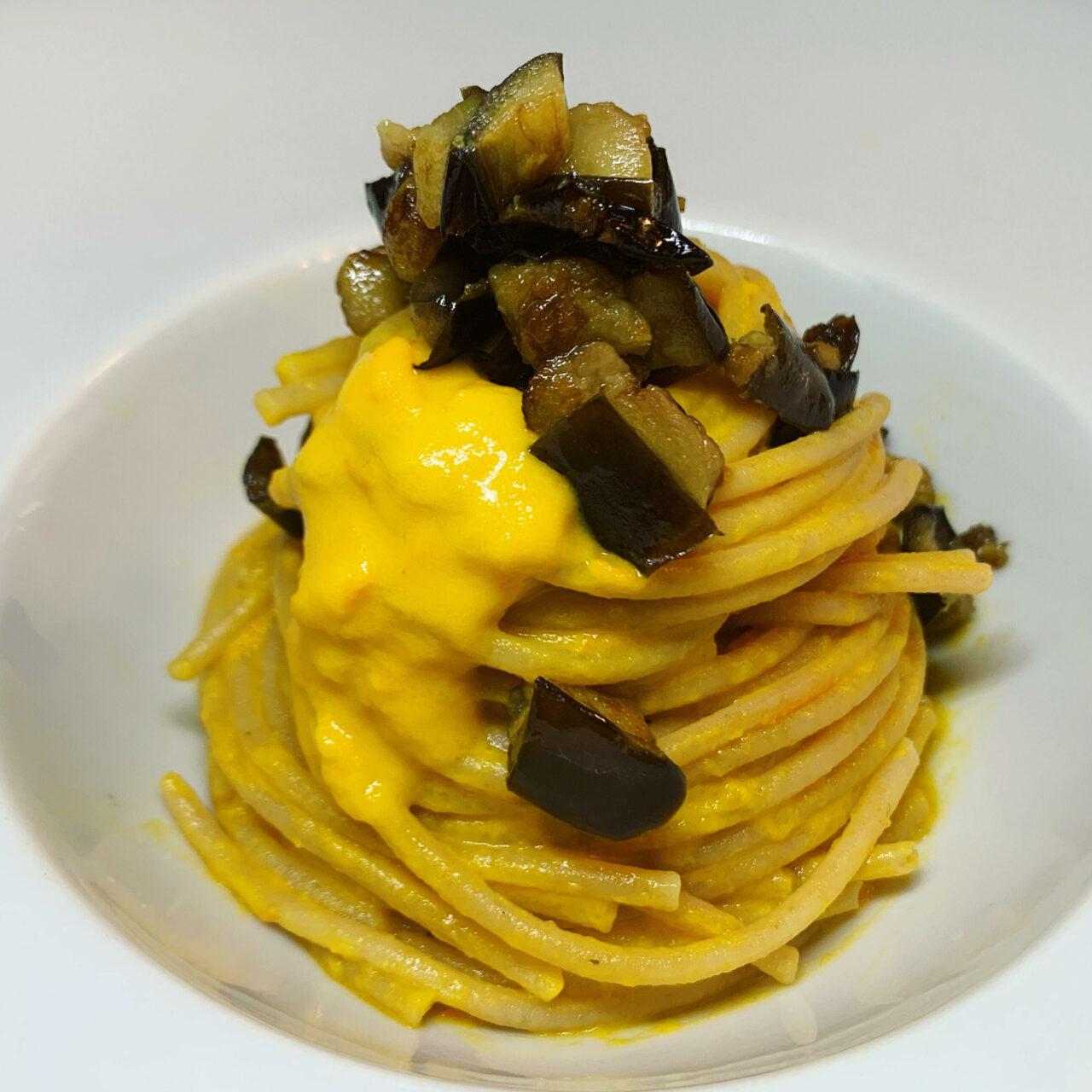 Carbonzana con Spaghetto Pasta Armando