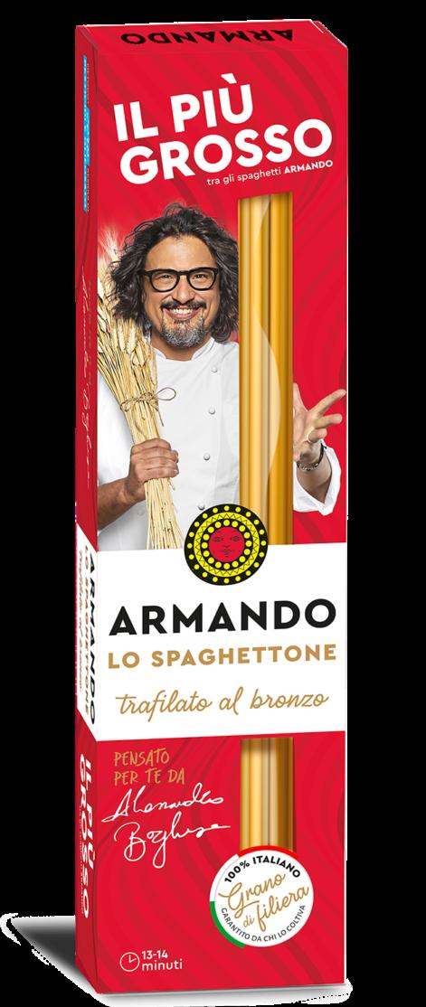 3d ARMANDO Spaghettone rid