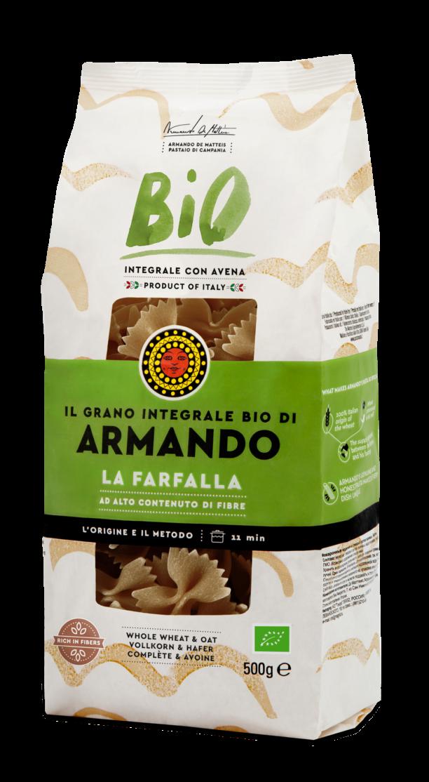 Armando grano integrale bio farfalla