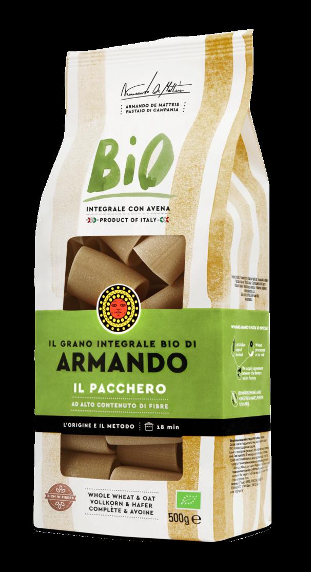 Armando grano integrale bio pacchero
