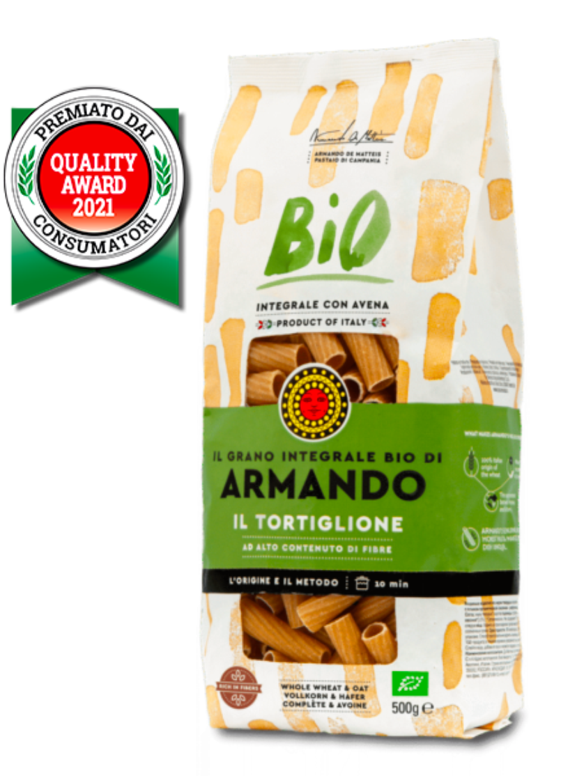 Integrale bio tortiglione