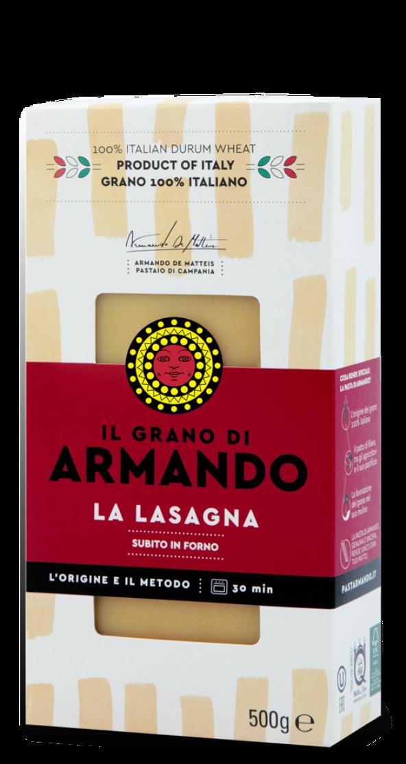 Semola Lasagna