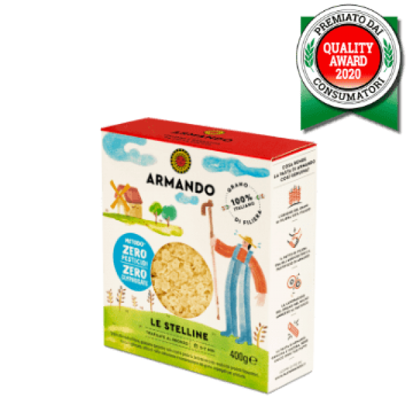 ARMANDO PASTAS FOR SOUP