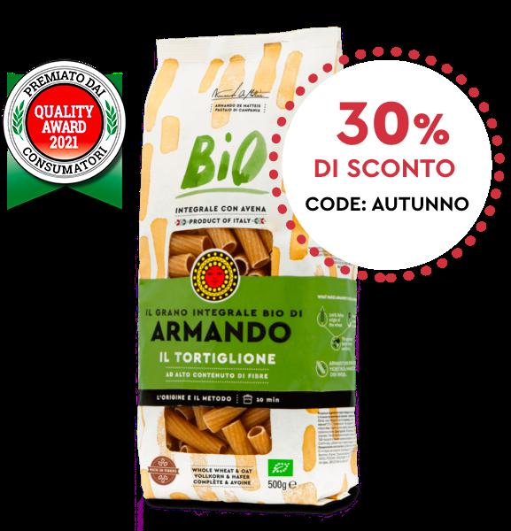 Armando's organic whole wheat