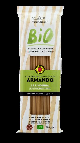Armando grano integrale bio linguina