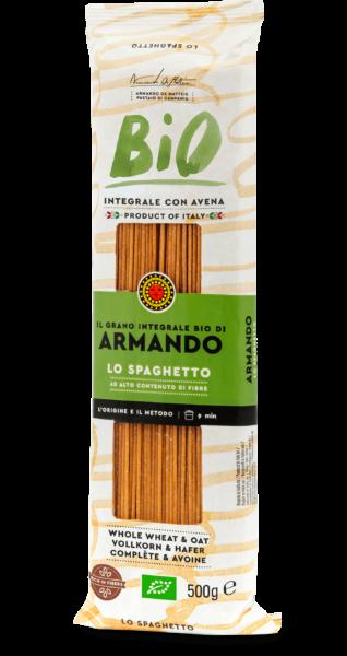 Armando grano integrale bio spaghetto