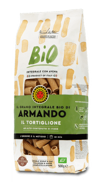 Armando's organic whole wheat