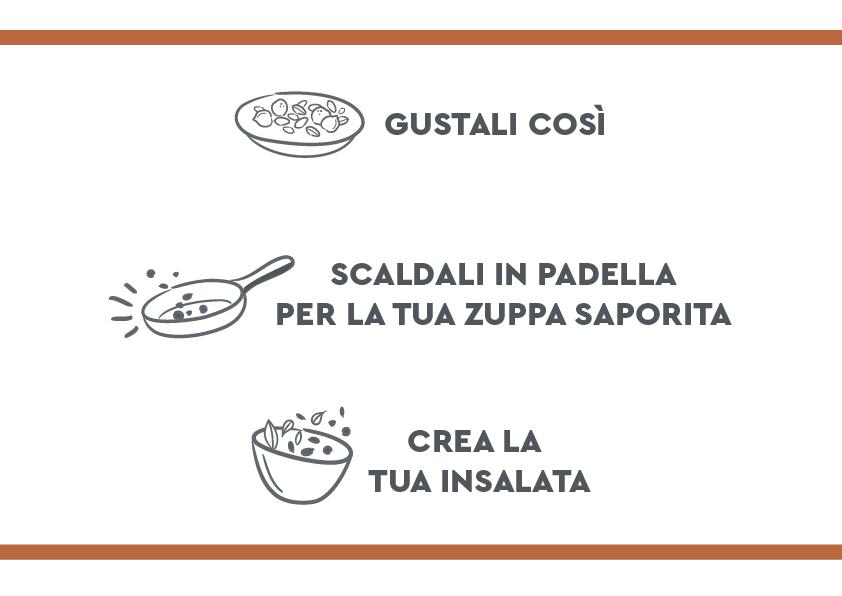 Icone grano lenticchie ita