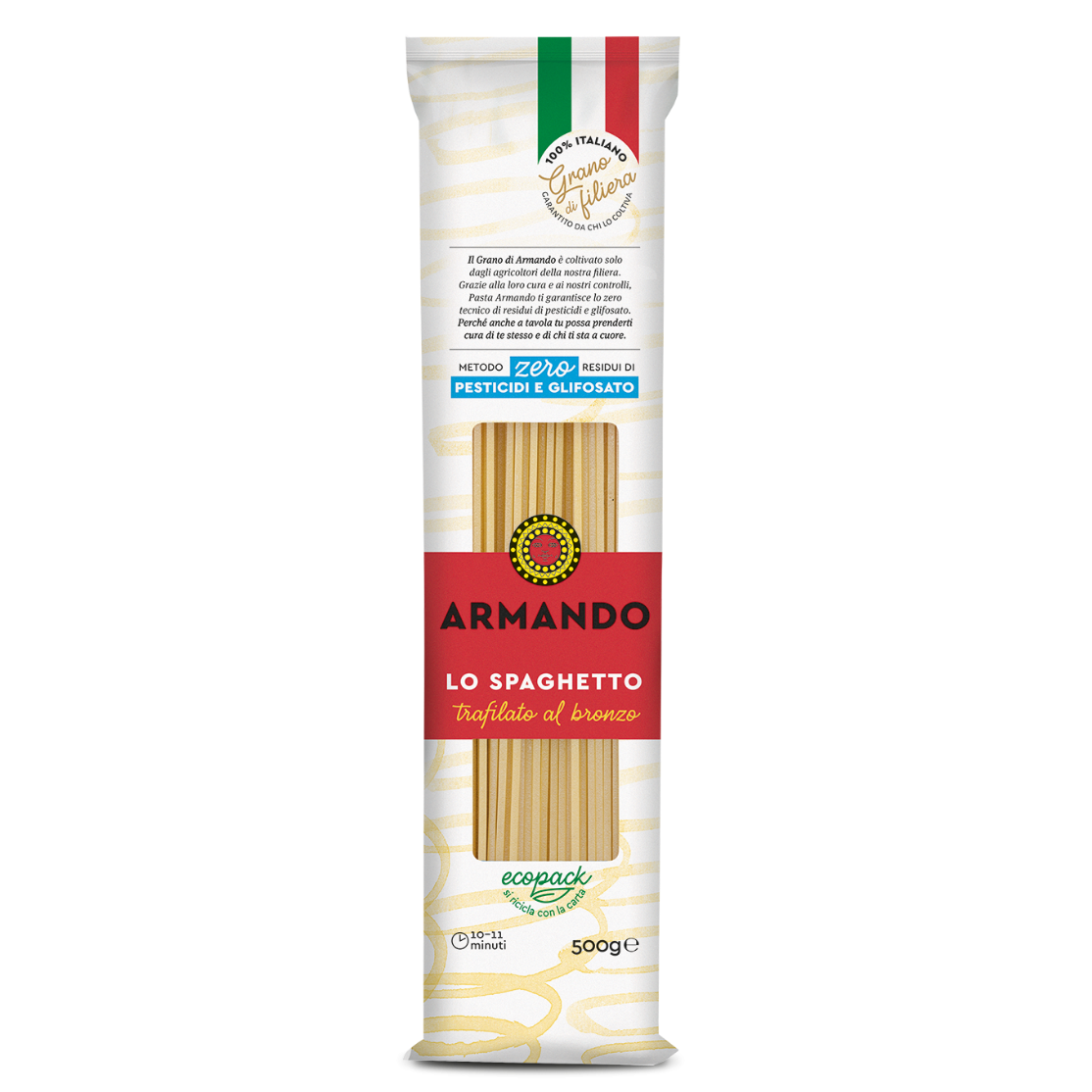 Spaghetto semola shop