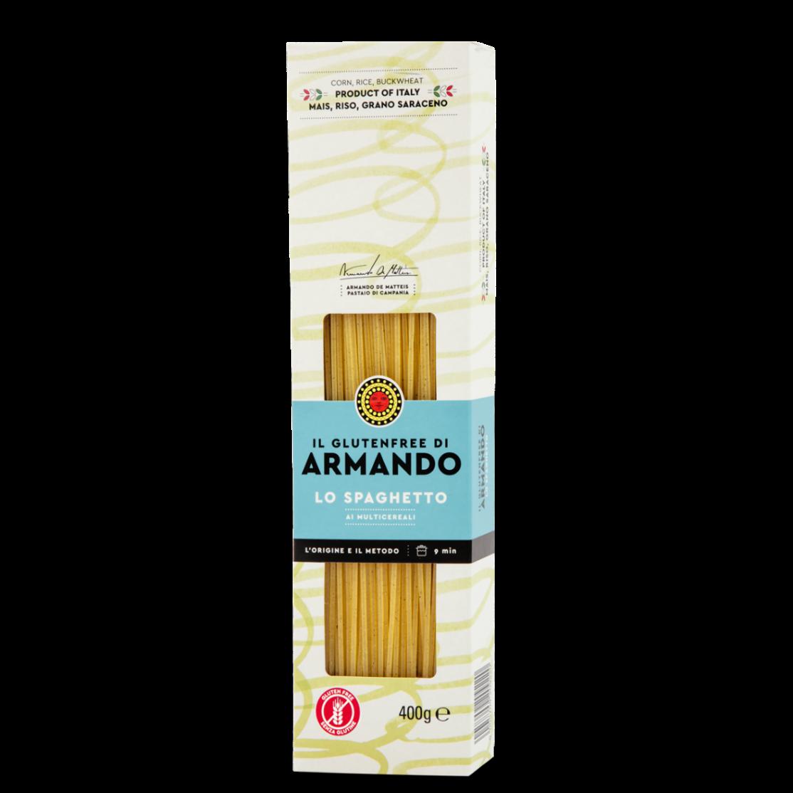 Spaghetto senza glutine shop