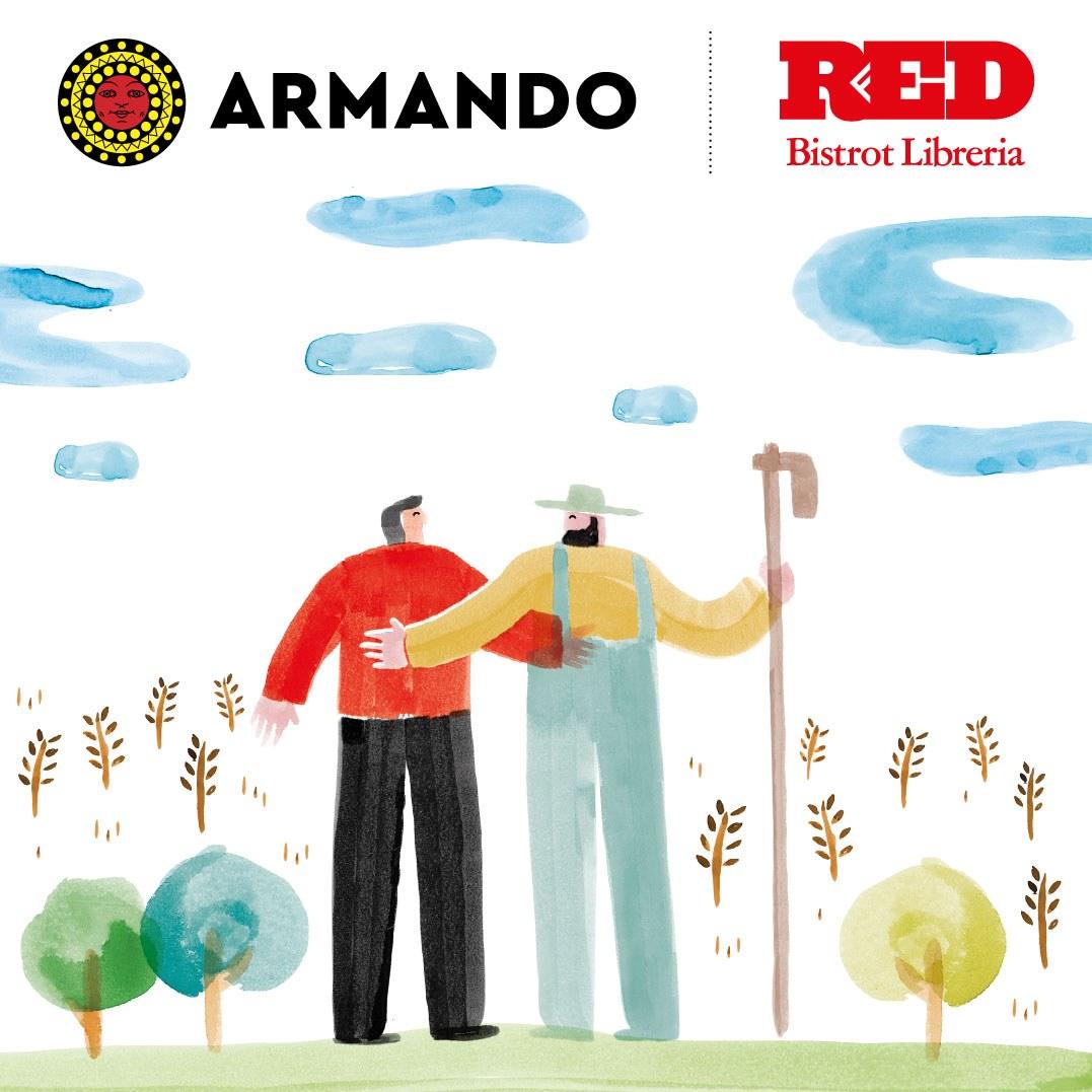 Pasta Armando da RED laFeltrinelli, pause di cultura nel segno dell'eccellenza agroalimentare italiana