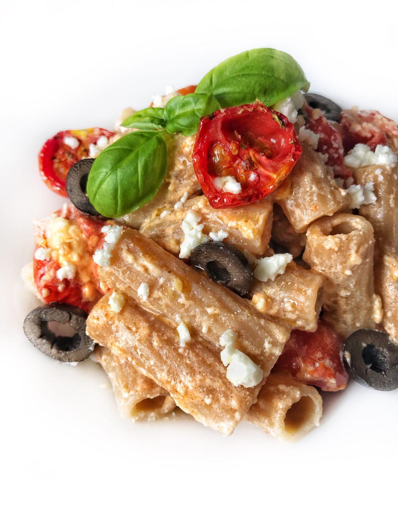 FERRAGOSTO con Pasta Armando   La pasta fredda alla mediterranea di Siciliana ai fornelli
