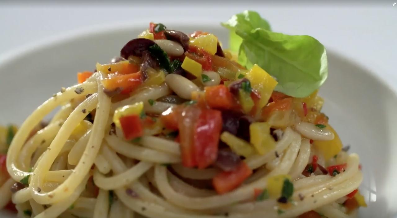 Spaghetti Marco Polo