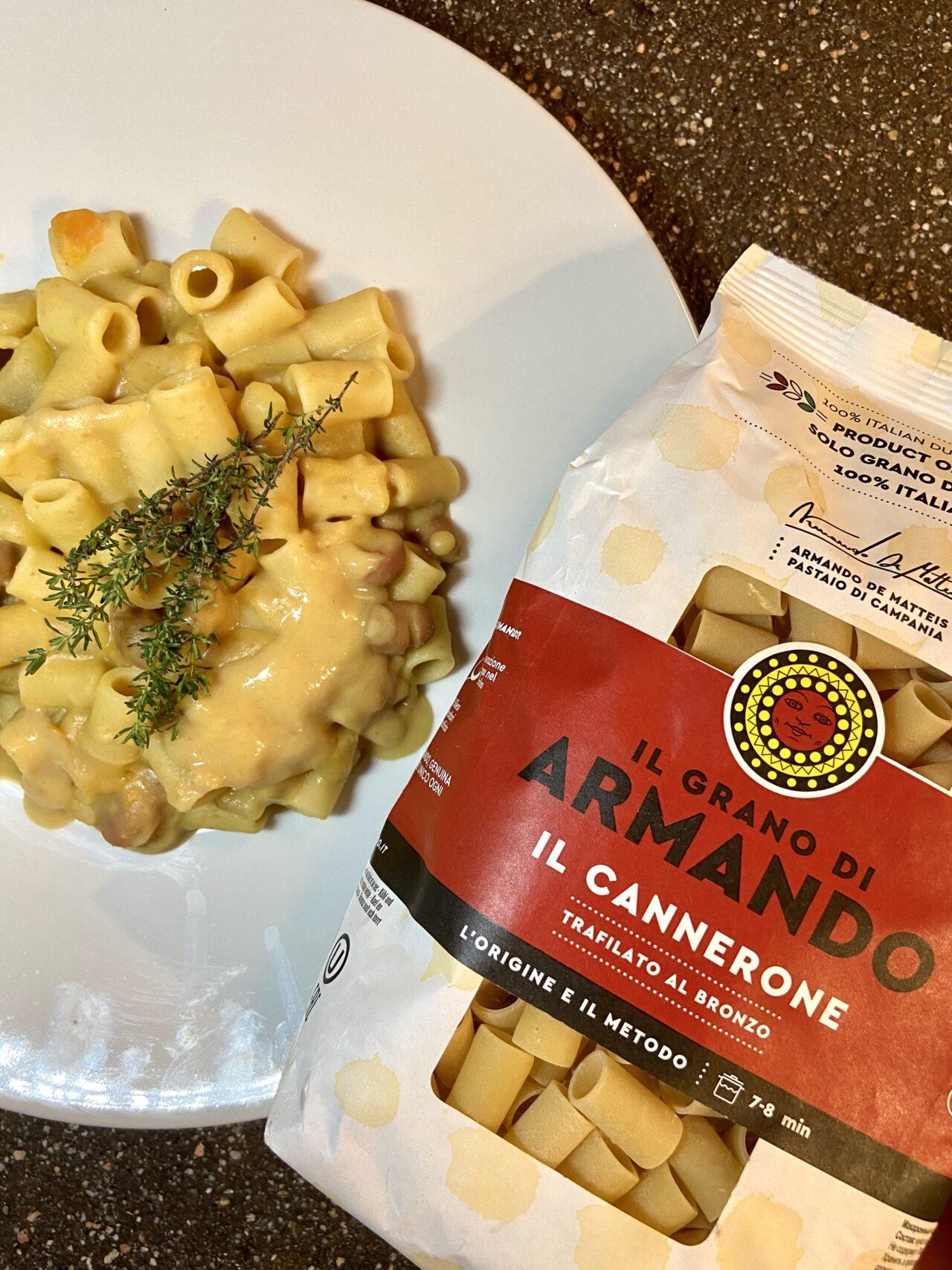 Ricetta Cannerone Pasta Armando patate fagioli unastellaincucina 1