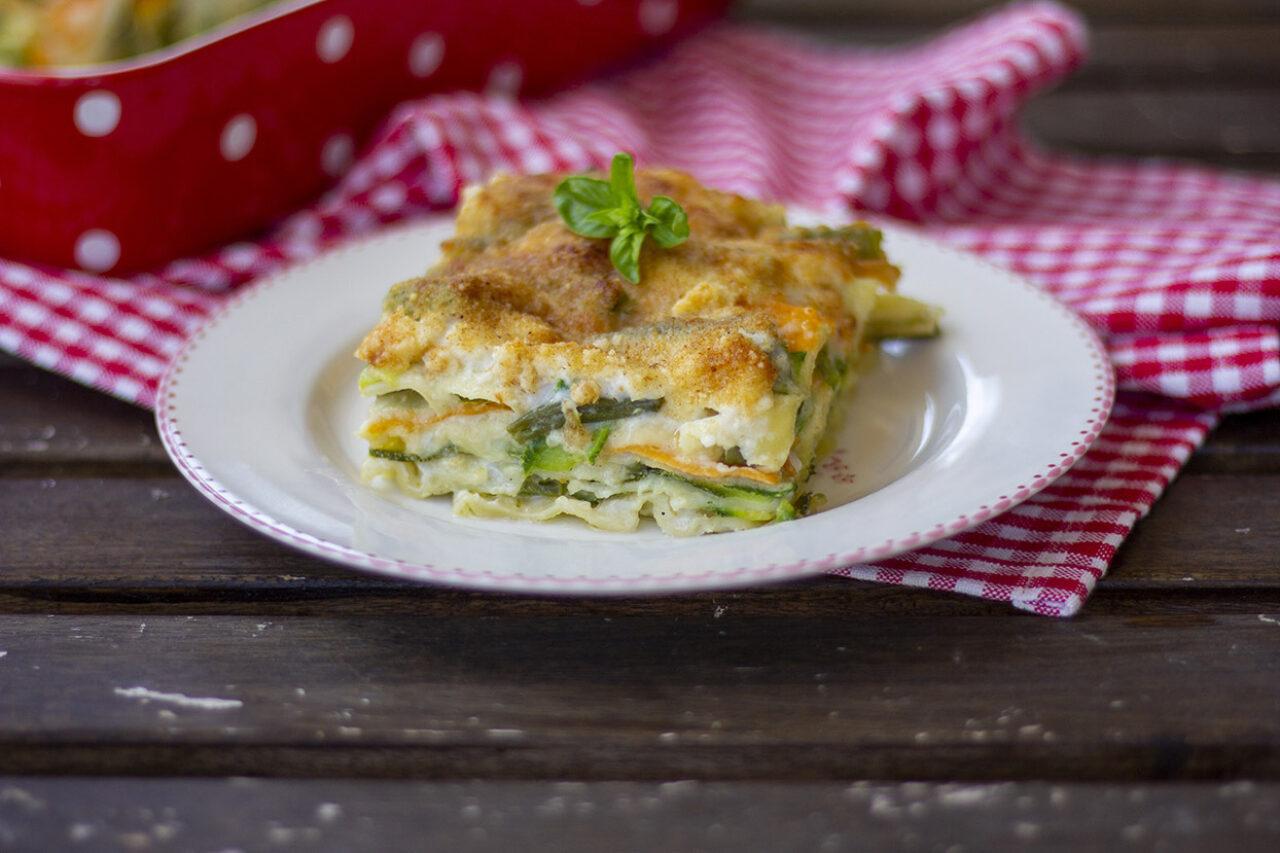 Ricetta lasagne verdure pasta armando kucina di kiara2