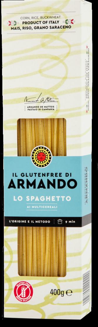 Glutenfree Spaghetto