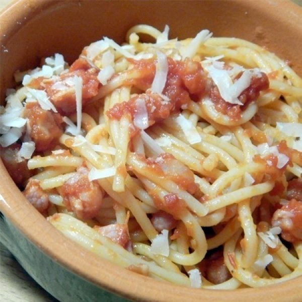 Amatriciana as I like it
