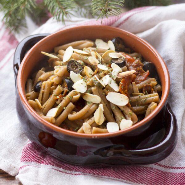 Treccia integrale Pasta Armando alla siciliana