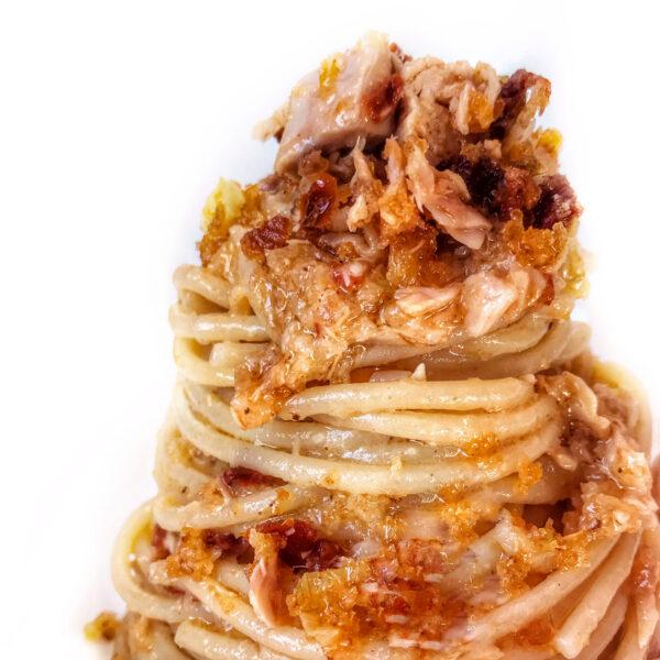 "Pasta ""ammuddicata"" a modo mio"