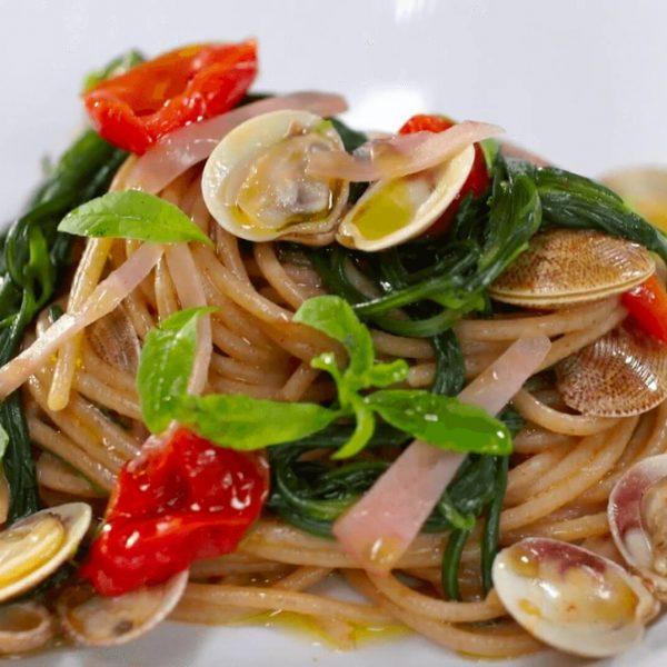 Spaghetti fusion