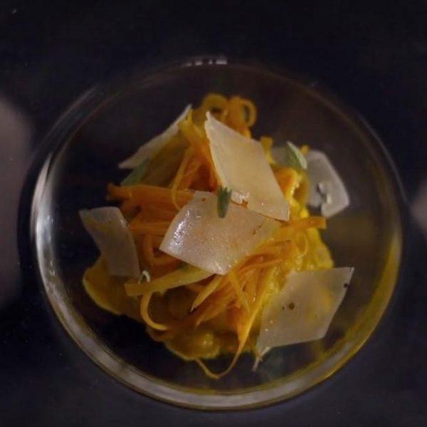 Tortiglione Integrale Bio con carote, zenzero e cannella