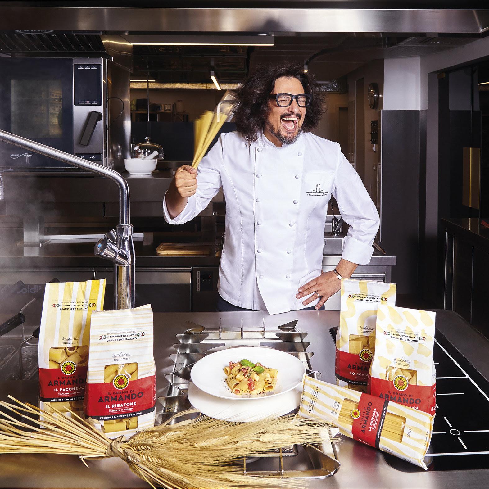 Pasta Armando apre a Milano Centrale